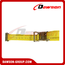2 inch 12 feet Ratchet Strap with E-Track Fittings