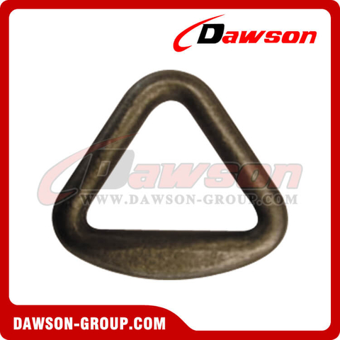 DS037 Alloy Steel Forged Triangle Ring