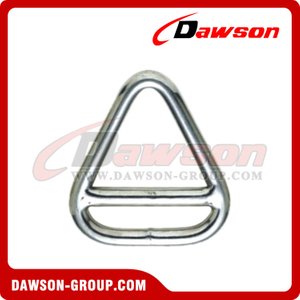 Stainless Steel Triangle Buckle