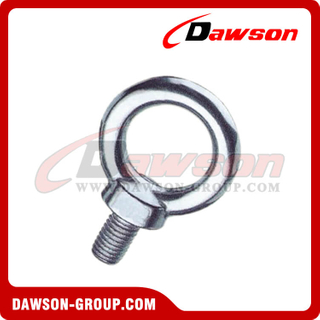 Stainless Steel DIN 580 Eye Bolt