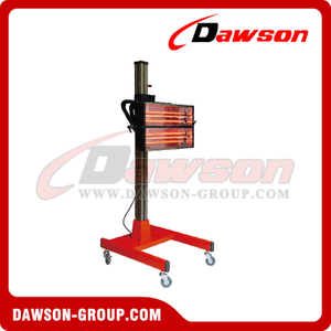 DSSG-2D Shortwave Infrared Curing Lamp