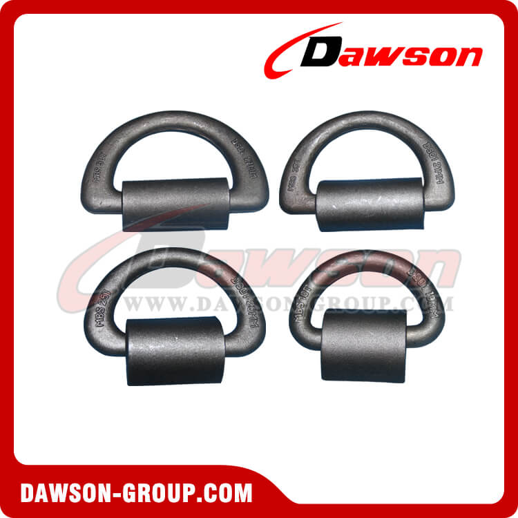 Heavy Duty Forged Lifting D Rings