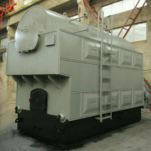 China Boiler Factory Best Sales Rice Husk Fired Steam Boiler