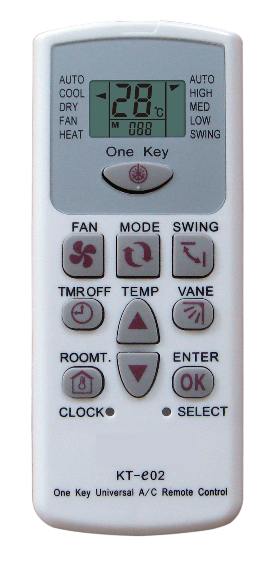 haier split ac remote controller manual