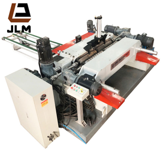 Four Feet Plywood Veneer Peeling Machine