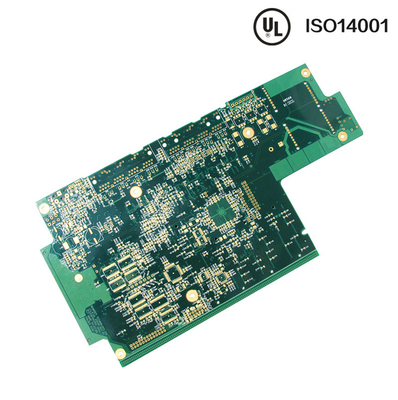 1.6mm 10layers-Multi-layer PCB