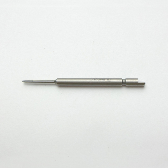 64mm nalf moon 3IP screwdriver bit