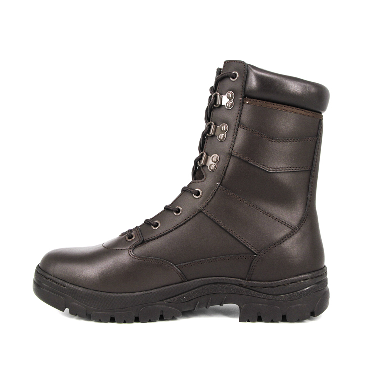 British uniform combat military tactical boots 6248