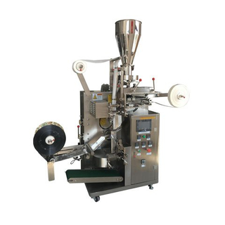 Small Tea Bag Packing Machine with Tag and string JYC009