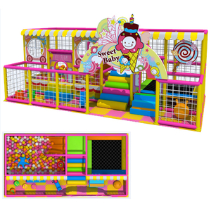 Maze Game For Kids Indoor Playground