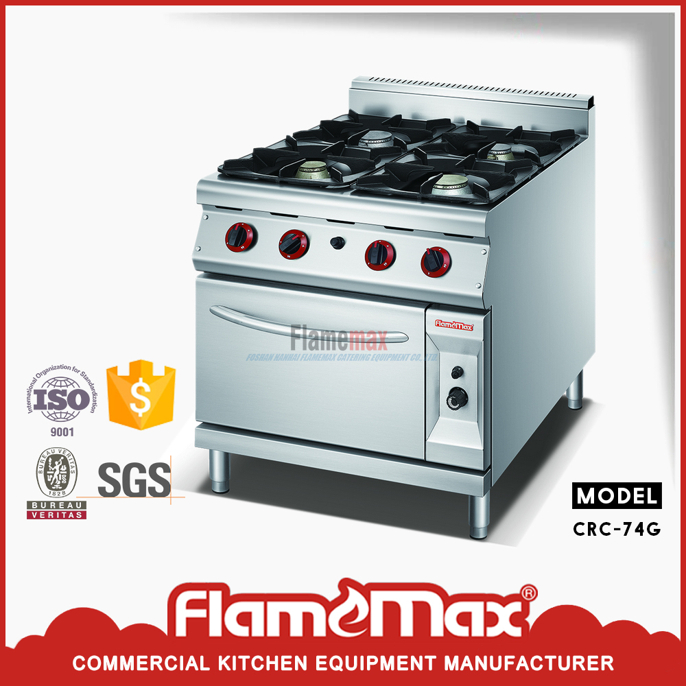 e8d106ab3 New design CRC-94G 4-Burner Gas Range with Gas Oven made in China on ...