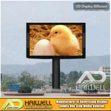 P10 SMD LED Screen Display Outdoor Advertising Billboard