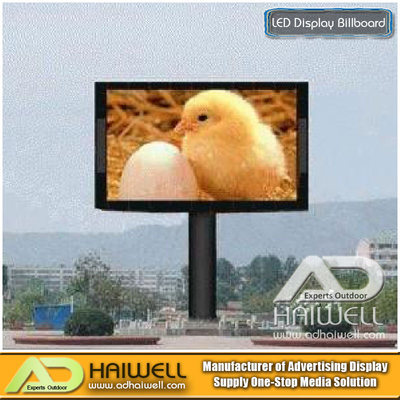 P10 SMD-LED-Screen-Display Außenwerbung Billboard