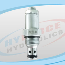 DRV08-20 Series Direct Operated Relief Valve