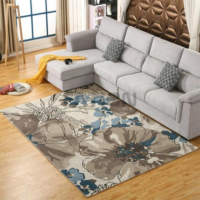 Machine Tufted Modern Home Floor Carpet