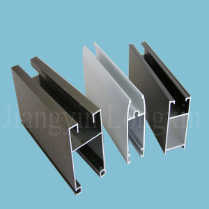 Well Anodized Aluminium Profile for Windows