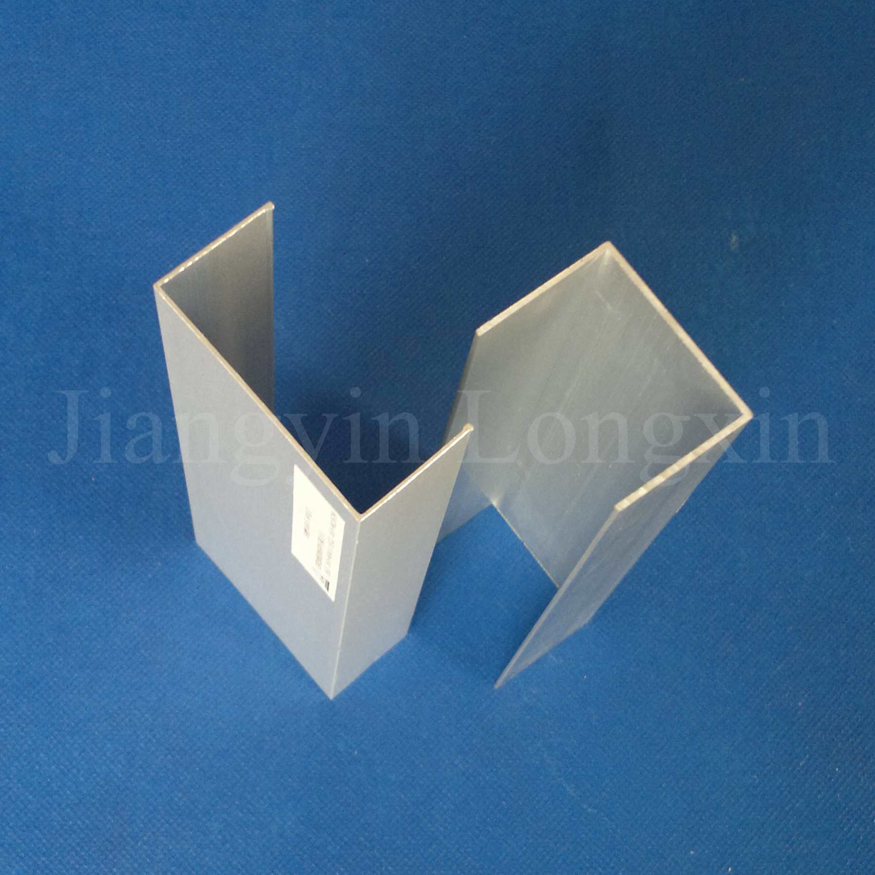 U-Shape Aluminum Profile for Windows