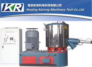Industrial High Speed Plastic Compound Mixer Machine