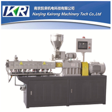 PP/PE Plastic Compound Water Cut Mini/lab Twin Screw Extruder Machine