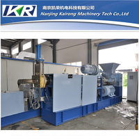 Wasted Plastic Recycling And Granulation Machine/Waste PE Film Plastic Compound Pelletizing Machine