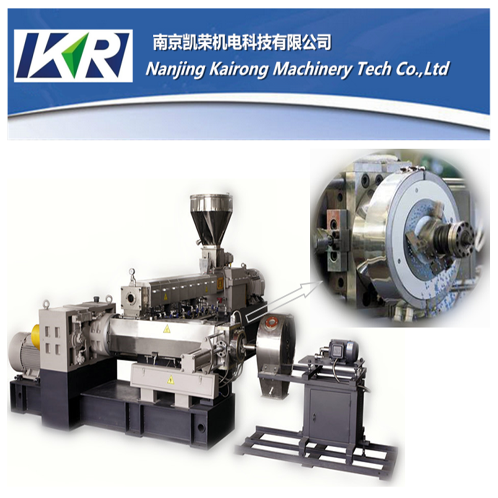 The difference between twin-screw extruder and single screw extruder
