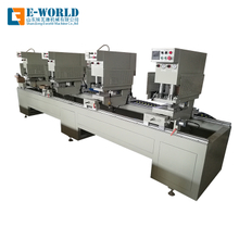 UPVC Windows Doors Seamless Welding Machine