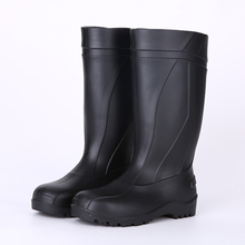 2017 New collection safety work rain boots