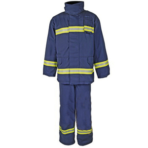 High quality Detachable Fire Suit EN Standard