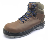 ENS007 nubuck leather anti static safety boots online