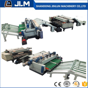 CNC Wood Log Machine/Plywood Machine /4-8feets Spindleless Peeling Machine
