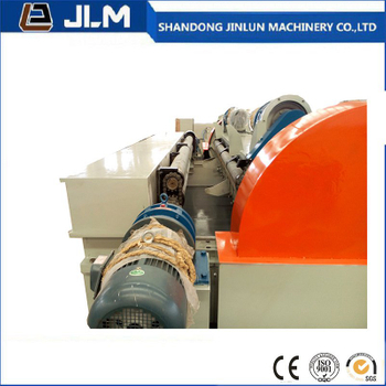 Cutting and Peeling Plywood Veneer Machine