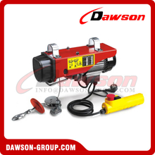 DS-PA200-DS-PA1000 Steel Mini Electric Wire Rope Hoist for Lifting