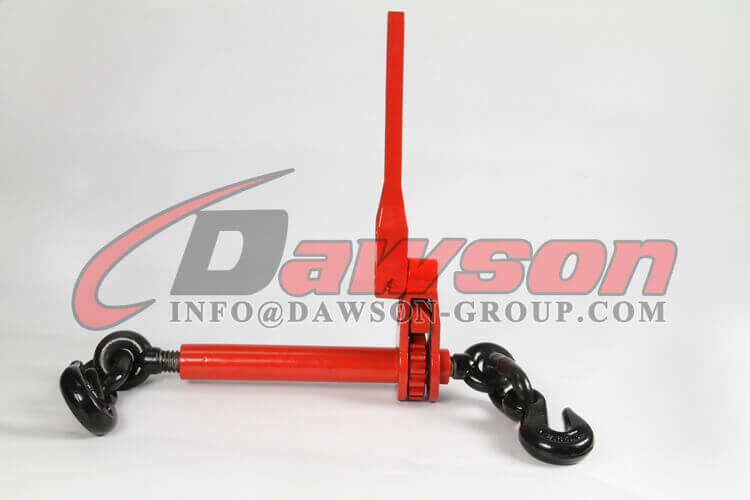 Folding Handle Ratchet Binder with Eye Grab Hook for Chain Size 5-1'' - 3-8'' WLL 7100LBS - Dawson Group Ltd. - China Supplier, Factory, Manufacturer