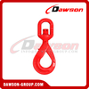 G80 / Grade 80 European Type Swivel Selflock Hook for Chain Slings
