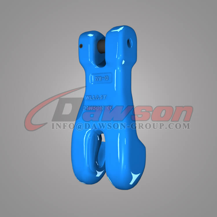 G100 Shortening Chain Clutch, Grade 100 Clevis Shortening Clutch for Adjust Chain Length - Dawson Group Ltd. - China Factory