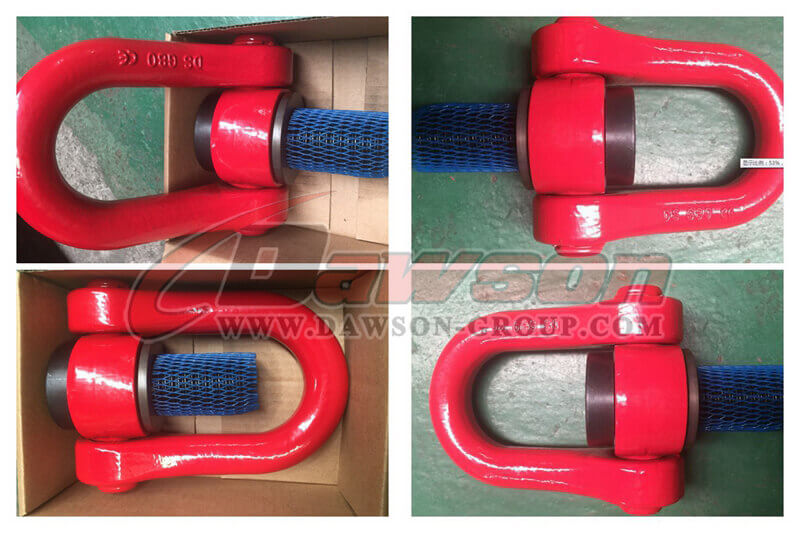 DS Grade 80 Swivel Hoisr Ring - China Factory