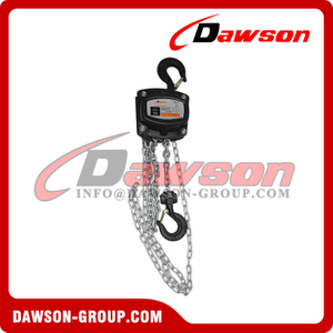 DSHS-G Manual Chain Block with Overload Protection for Lifting