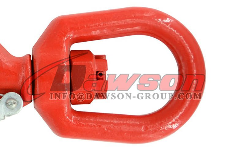 G80 Swivel Hook with Latch, Grade 80 Alloy Hook - Dawson Group Ltd. - China Supplier