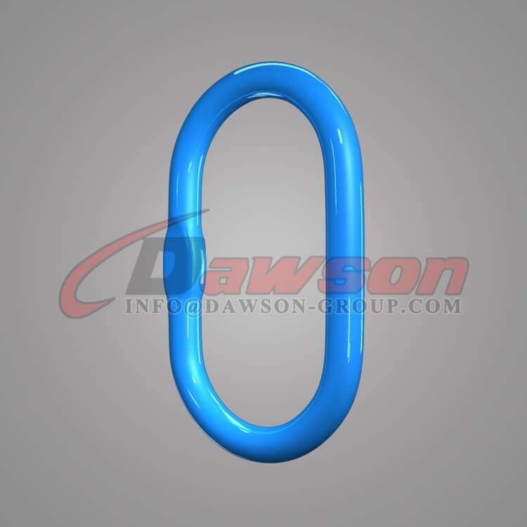 Grade 100 Forged Alloy Steel Master Link for Lifting Chain Slings - China Factoty