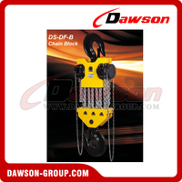 DS-DF-B 15T, 20T, 30T Chain Hoist, Chain Block