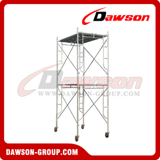 A-Frame Scaffolding System For Construction Steel pipe