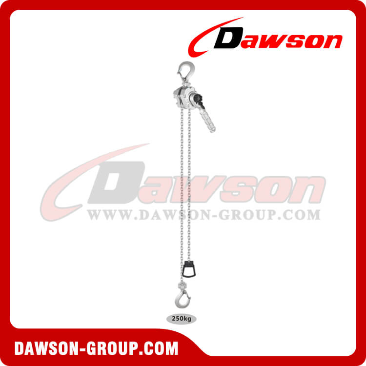 250kg Aluminum Alloy Lever Hoist - China Supplier, Factory