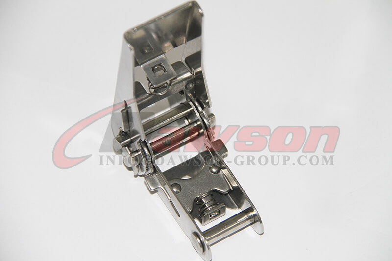 25MM Stainless Steel Ratchet Buckle, Ratcheting Buckles - China Factory