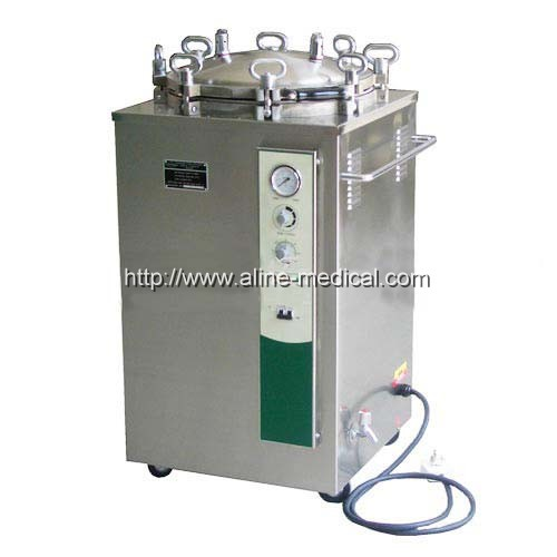 Fully stainless steel structue sterilizer