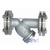 Carbon Steel Flanged Y Type Line Strainer