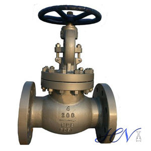 Flanged Carbon Steel Steam Globe Valve