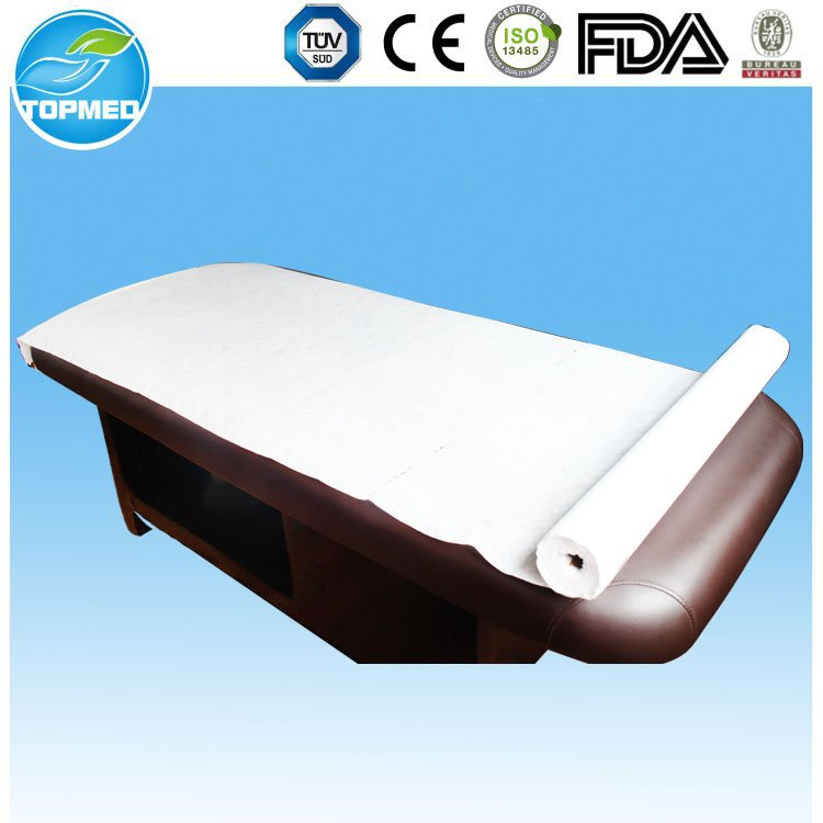 Medical Supplies Disposable Smooth Paper Massage/exam Hospital Table Roll