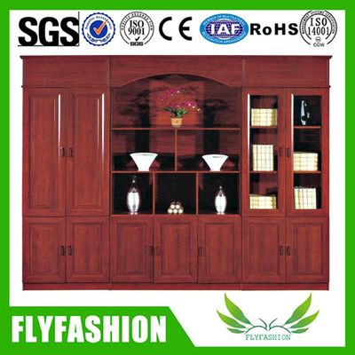 wood laminate cover file storage cupboard(FC-06)