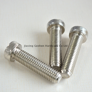 m8 stainless Steel hex socket head screw bolt used on the furniture