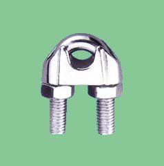 S/S WIRE ROPE CLIP DIN741